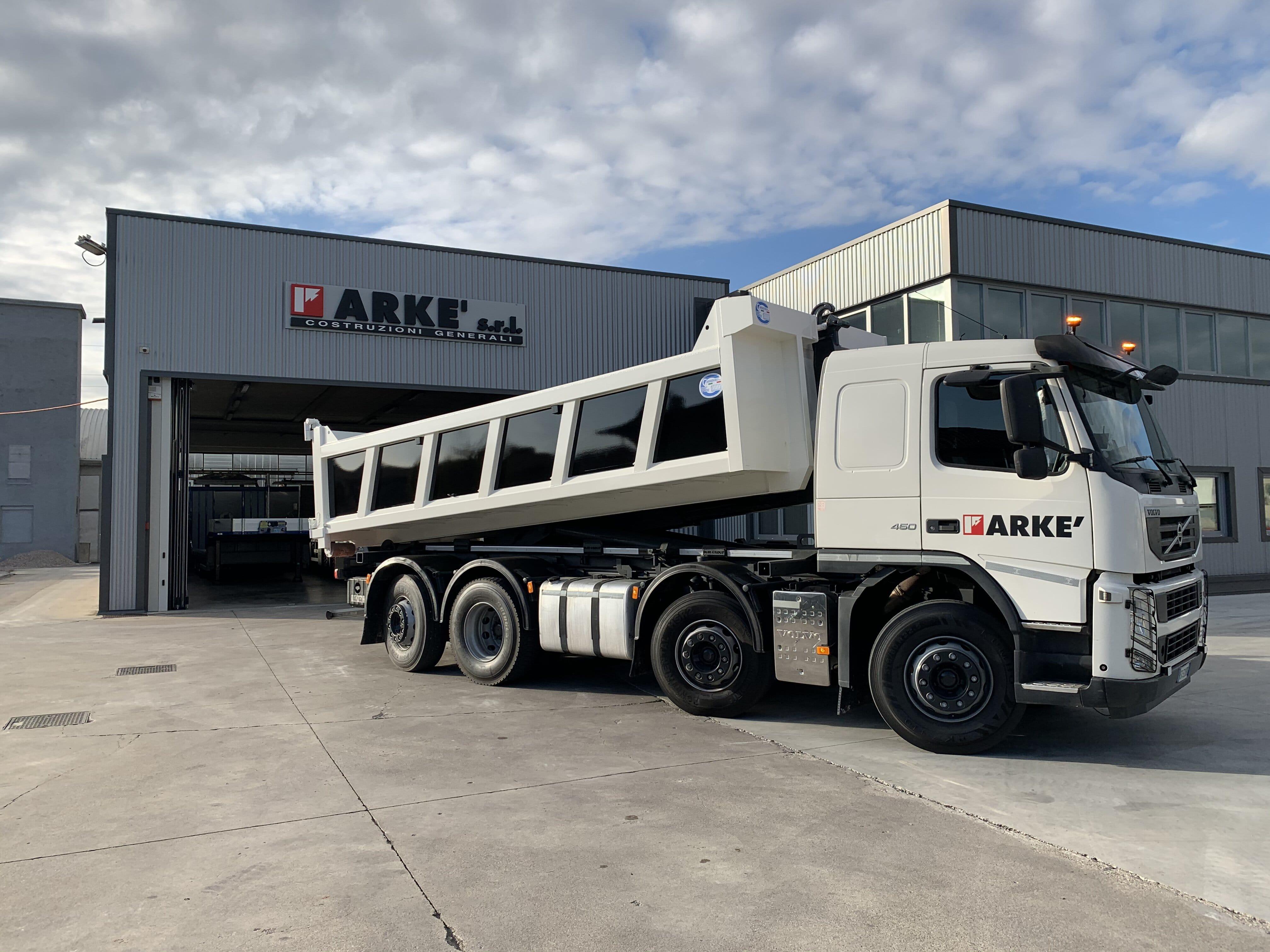 Camion scarrabili